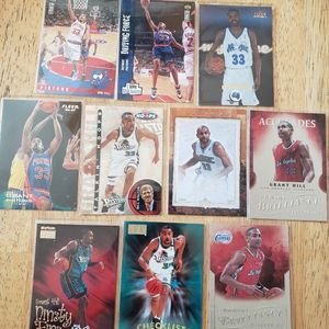 Grant Hill Pistons Magic NBA basketball cards for Sale in Boring, OR