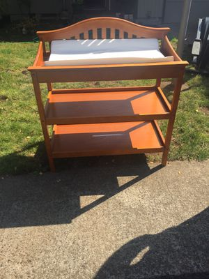 Changing table for Sale in Salem, OR