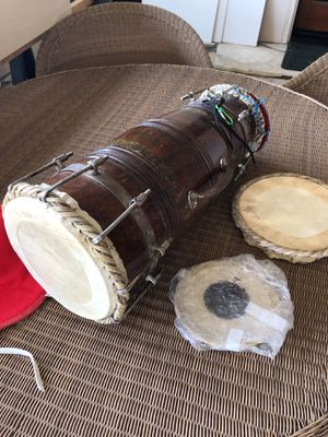 Naal Indian Drum • Musical Instrument for Sale in Pismo Beach, CA