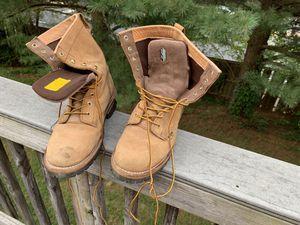 Men's work boots for Sale in Herndon, VA