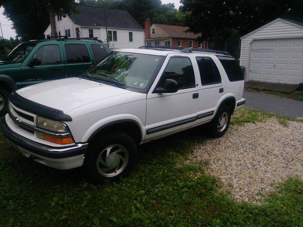 1998 Chevy Blazer V6