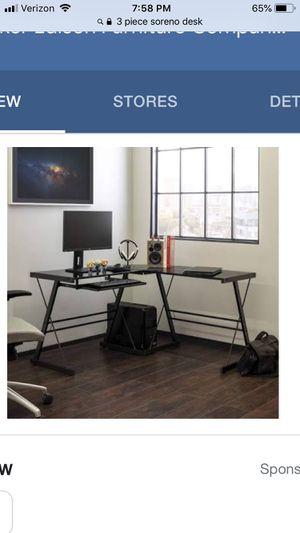 Soreno desk for Sale in Lodi, CA