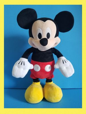 """Disney Junior Mickey Mouse Singing Mickey Plush Toy 16"""" for Sale in Sanford, FL"""