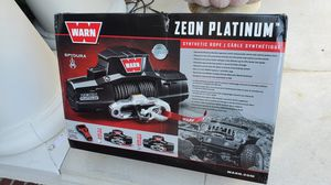 Warn Zeon 12-S Platinum for Sale in Mission Viejo, CA