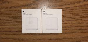 Apple 29W USB-C Power Adapter for Sale in Salt Lake City, UT