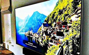 LG 60UF770V Smart TV for Sale in Piney River, VA