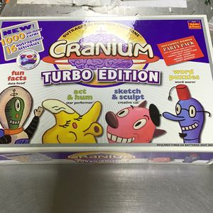 Cranium Turbo Edition for Sale in Matawan, NJ