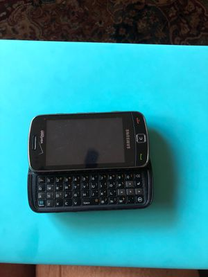 samsung verizon slide phone for Sale in Phoenix, AZ