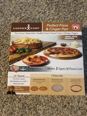 Copper chef pan new for Sale in McKinney, TX