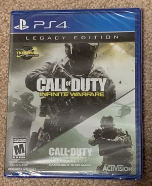 COD Infinite Warfare Legacy Edition for Sale in Anchorage, AK