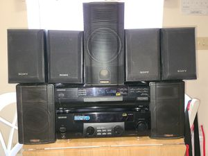 Surround sound system for Sale in Tulare, CA