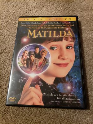 Matilda (Special Edition) - DVD - VERY GOOD for Sale in Portland, OR