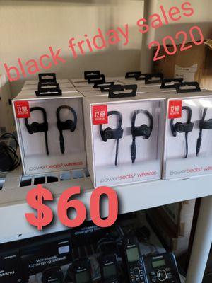 power Beats 3 wireless earphones original for Sale in Rancho Cucamonga, CA