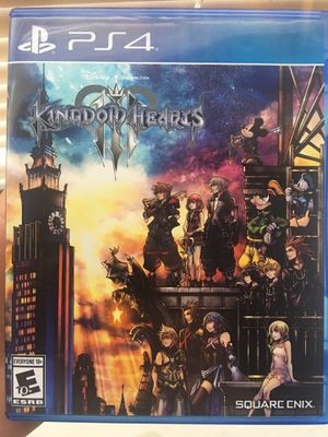 kingdom hearts for Sale in Richardson, TX