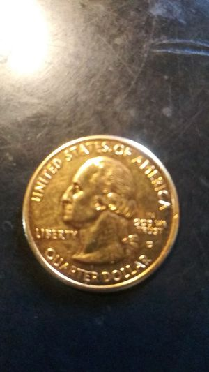 1999 New Jersey gold quarter for Sale in Austin, TX