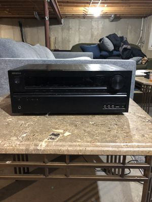 Onkyo 5.2 Receiver for Sale in Antioch, IL