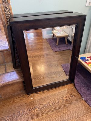 Two Pottery Barn medicine cabinet mirrors for Sale in San Mateo, CA