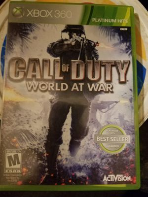 Call Of Duty World At War for Sale in Bowling Green, MO