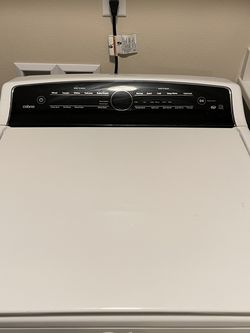 Washing Machine Whirlpool Cabrio Model #WTW7040D for Sale in Vancouver,  WA