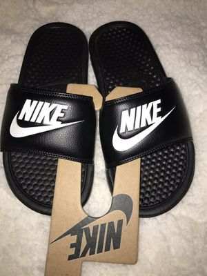 Nike slides for Sale in Riverside, CA