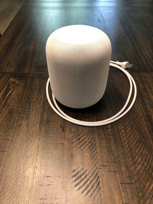 Apple HomePod (white) for Sale in San Jose, CA