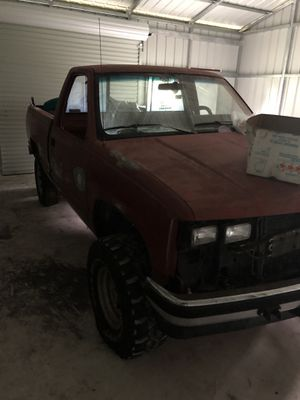 1988 Chevy 4x4 for Sale in Parrish, FL