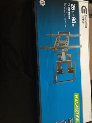26 in 90 intv wall mount new. Samsung tv 25 inch. Vizio dvd w/ netflix hulo an more for Sale in Buena Park, CA