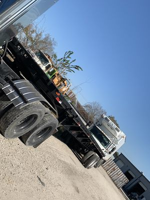 1988 utility flatbed trailer (48x102) for Sale in South Houston, TX