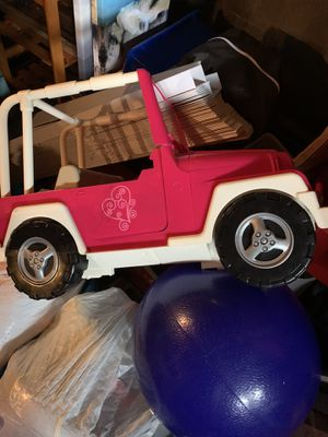 Doll jeep for Sale in Bentleyville, PA