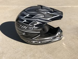 HJC Helmet CLX4 Off Road Dirt Bike Motocross Motorcycle for Sale in Riverside, CA