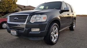 2010 FORD EXPLORER LIMITED for Sale in Victorville, CA
