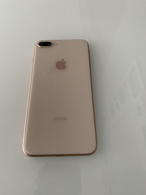 Iphone 8 Plus AT&T & Cricket (AT&T Mexico) for Sale in Phoenix, AZ