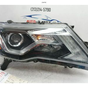 2017 2018 2019 NISSAN PATHFINDER RIGHT PASSENGER HALOGEN W/ LED HEADLIGHT OEM UC43579 for Sale in Compton, CA