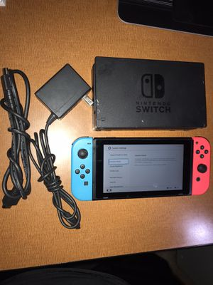 Nintendo Switch Console for Sale in Culver City, CA