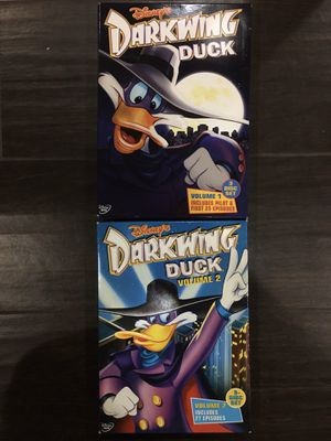 Darkwing Duck DVD Collection for Sale in Buena Park, CA