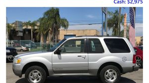 2002 Ford Explorer sport value for Sale in Los Angeles, CA