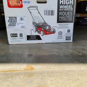 toro LAWNMOWER lawn mower for Sale in Hacienda Heights, CA