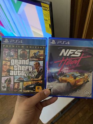 Ps4 games for Sale in Woonsocket, RI