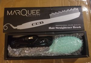 NEW Marquee Hair Straightener Brush- TEAL for Sale in Winter Haven, FL