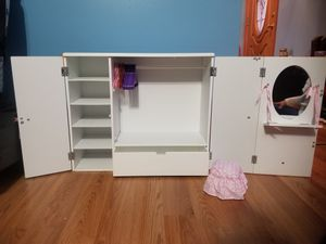 Our generation doll wardrobe for Sale in Gambrills, MD