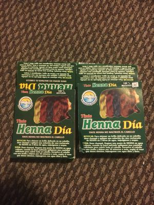 Henna Hair Dye for Sale in Fountain Valley, CA