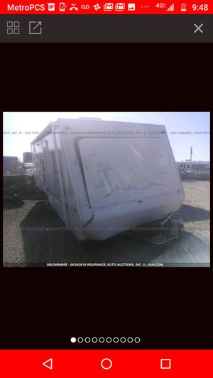 2005 coyote camper for Sale in Portland, OR