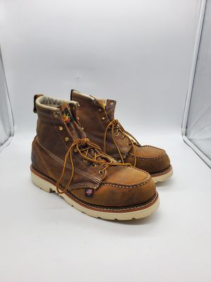 Men's Thorogood Steel Toe Work Boots Size 10 for Sale in Pico Rivera, CA