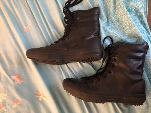 Unisex Converse high top rubber rain boots - 8.5 W for Sale in Henderson, NV