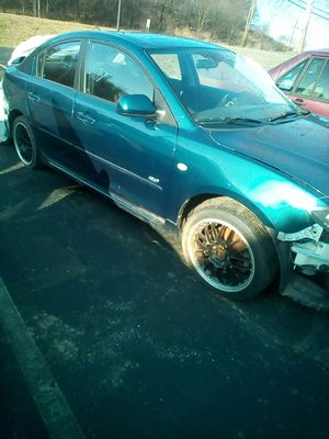 2007 Mazda 3 S Touring Parting Out for Sale in Chadds Ford, PA