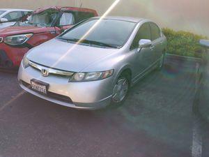 06 Honda civic. Hybrid. Cheap. barato for Sale in San Jose, CA