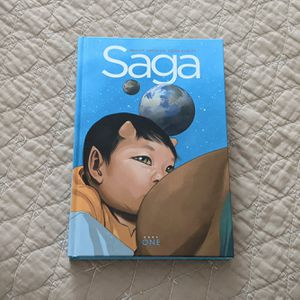 Saga Book One (Hardcover) for Sale in Chino Hills, CA