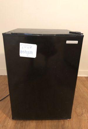 Insignia Mini Fridge with mini freezer for Sale in Tempe, AZ