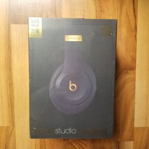 Beats Studio 3 Wireless (shadow gray) for Sale in Houston, TX