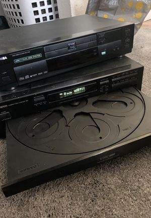 Onkyo disc digital audio for Sale in San Jose, CA